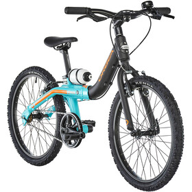 ORBEA Grow 2 1V Enfant, black/jade green